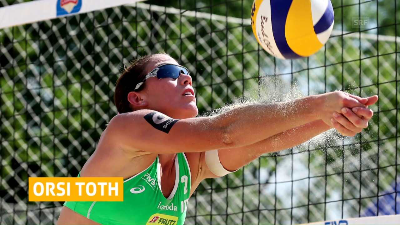 Viktoria Orsi Toth positiv getestet