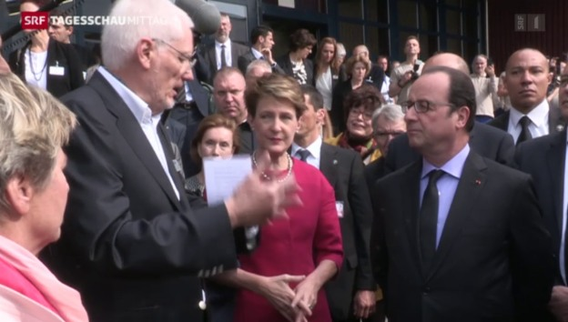 Video «Monsieur le Président im Säuliamt» abspielen