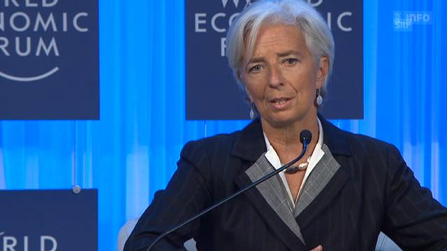 Christine Lagarde über die Geschlechter-Kluft