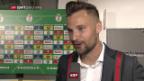 Video «Rückblick auf den DFB-Pokal-Final» abspielen