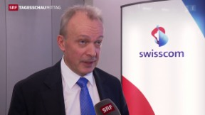 Video «Stellenabbau bei Swisscom » abspielen