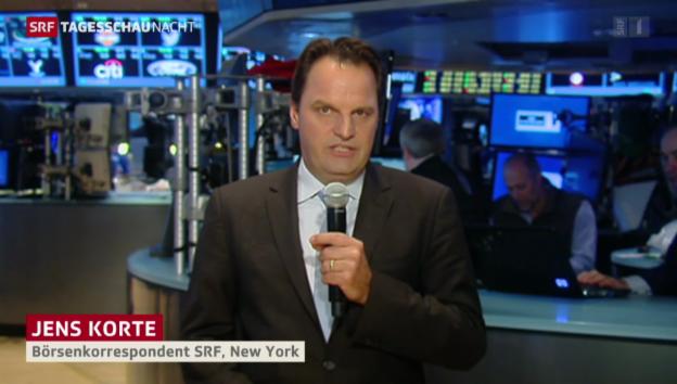 Video «Ist die Börsen-Talfahrt beendet?» abspielen