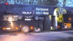 Video «Eine Festnahme nach Explosionen in Dortmund» abspielen