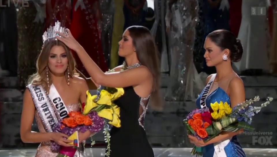 Dumm gelaufen: Falsche «Miss Universe» gekürt