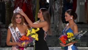 Video «Dumm gelaufen: Falsche «Miss Universe» gekürt » abspielen