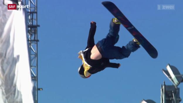 Video «Trendsport: freestyle.ch in Zürich» abspielen