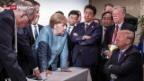 Video «Donald Trumps Vorwürfe an NATO-Partner» abspielen