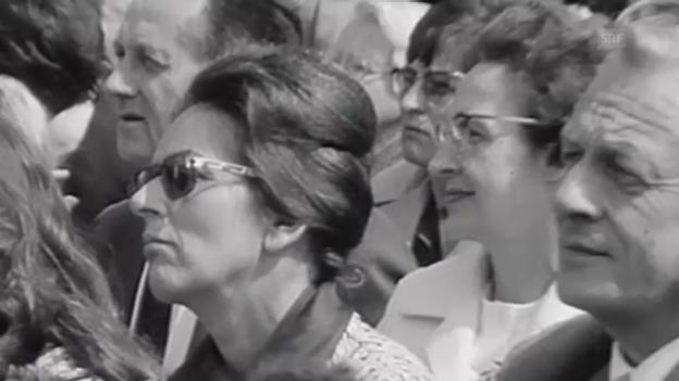 Video «Landsgemeinde mit Beteiligung der Frauen» abspielen
