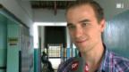 Video «Zusammen unterwegs: Nik Hartmann und Nino Schurter» abspielen