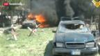 Video «Explosionen zur Gebetszeit im Libanon» abspielen
