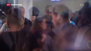 Video «Rückläufige Zuwanderung in die Schweiz » abspielen