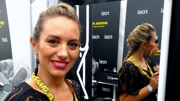 Jessica Le Biman, Visagistin