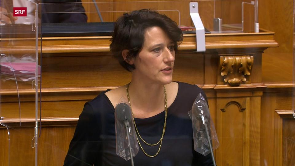 Céline Widmer (SP/ZH): «Zertifikatspflicht im Parlament widerspricht nicht der Verfassung»