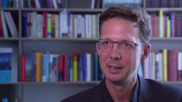 Video «Michael Hermann zum Ergebnis der Bankiervereinigung» abspielen
