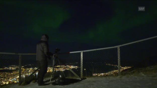 Video ««Ich bin kein Moderator, ich bin Meteorologe.»» abspielen