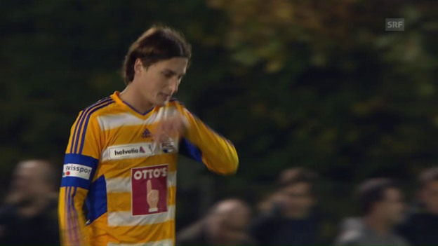 Video «Penaltys Köniz-Luzern» abspielen