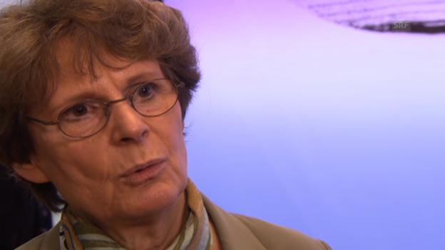 Video «Margrit Kessler sieht Probleme in operativen Eingriffen» abspielen
