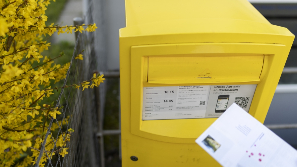 Die Post erhöht erstmals seit 18 Jahren das Porto