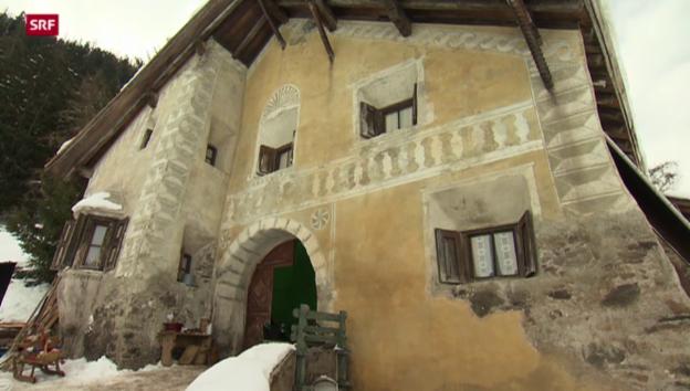 Video ««Schellen-Ursli» kommt ins Kino» abspielen