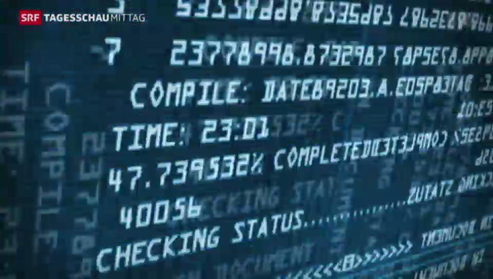 Hacker begehen gigantischen Datendiebstahl