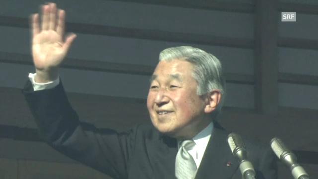 Neujahrsansprache des japanischen Kaisers (unkommentiert)
