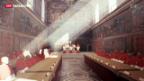 Video «Konklave in Rom hat begonnen» abspielen