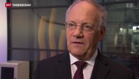 Video «Schneider-Ammann startet Kampf gegen Mindestlöhne» abspielen