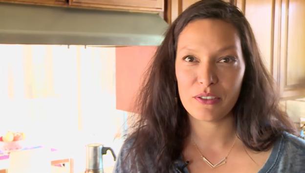 Video «Yangzom Brauen: Etabliert in Hollywood» abspielen