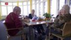 Video «Was tun gegen die hohen Pflegekosten?» abspielen