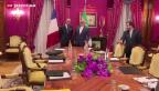 Video «Endspurt bei Atomverhandlungen» abspielen