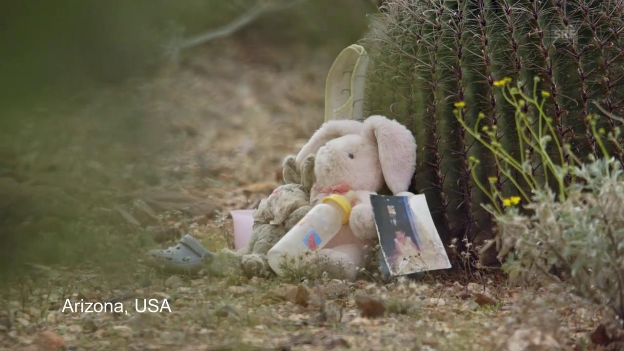 Fundstücke – Was Migranten in der Wüste Arizonas zurücklassen
