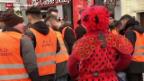 Video «Karneval unter Polizeibeobachtung» abspielen