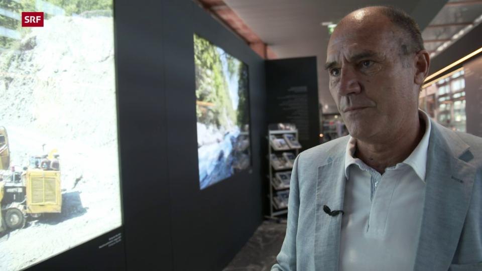 Kurt Kogler, Experte Injektionstechnik: «Eine Injektion ist aus meiner Sicht für diese Situation absolut realistisch.»
