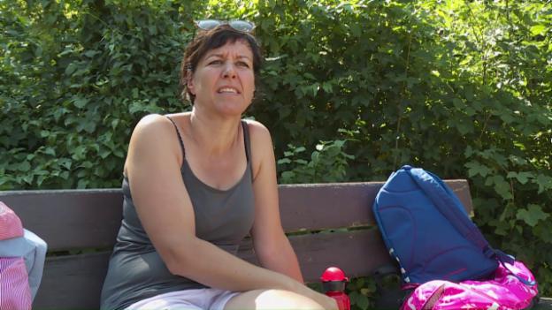 Video «Barbara Glassl arbeitet 80-Prozent und hat 3 Kinder.» abspielen