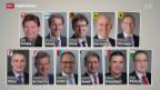 Video «SVP-Vorstand sortiert Schaffhauser Kandidaten aus» abspielen