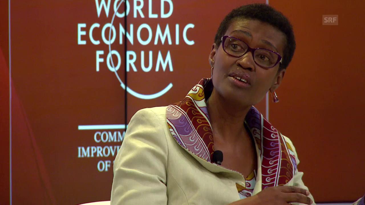 Winnie Byanyima: «Wir brauchen Unternehmen mit Sinn und Zweck»