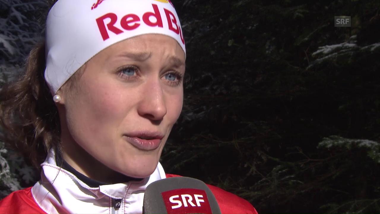 OL-Läuferin Judith Wyder spricht über ihre Saisonziele