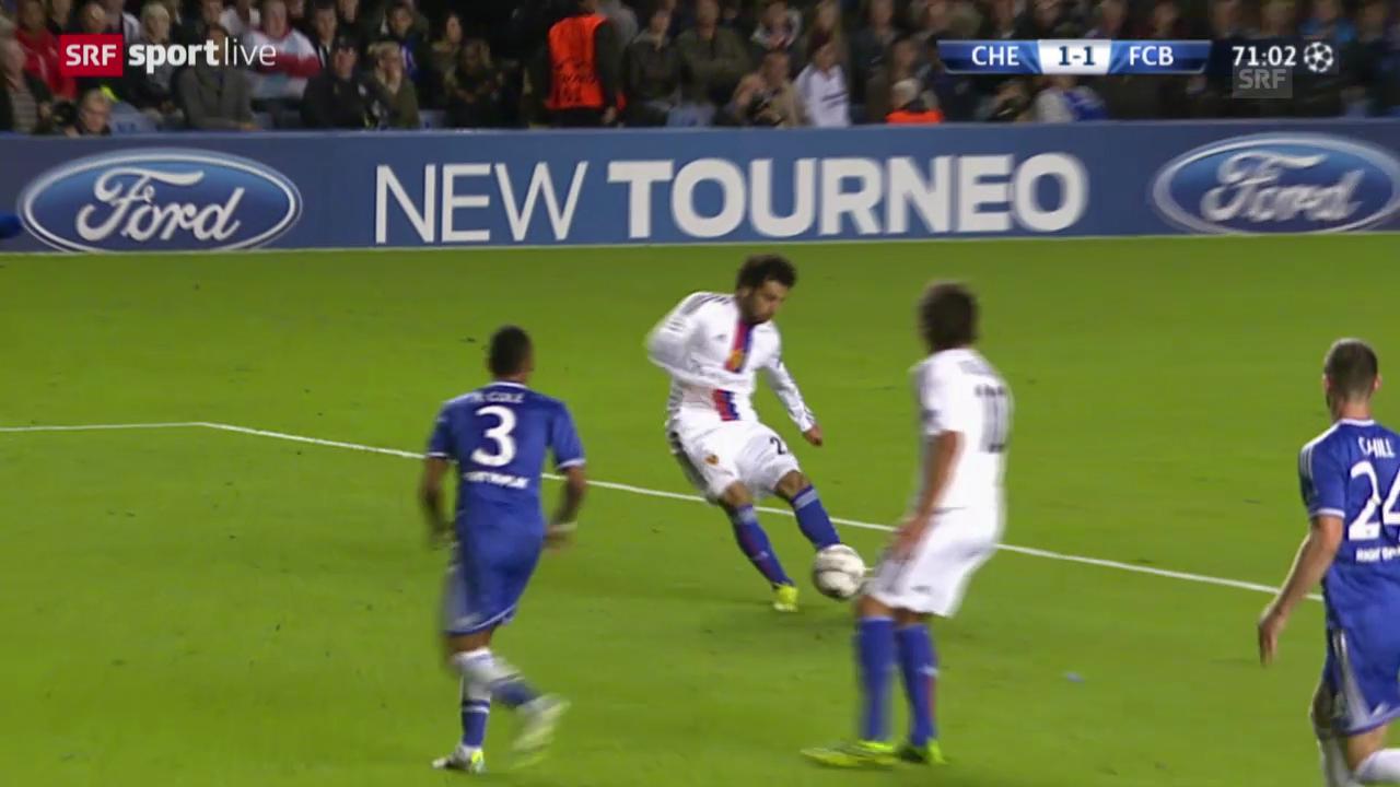 Fussball: Traumtor von Salah