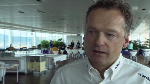 Video «Ski alpin: Interview mit Hans Flatscher» abspielen