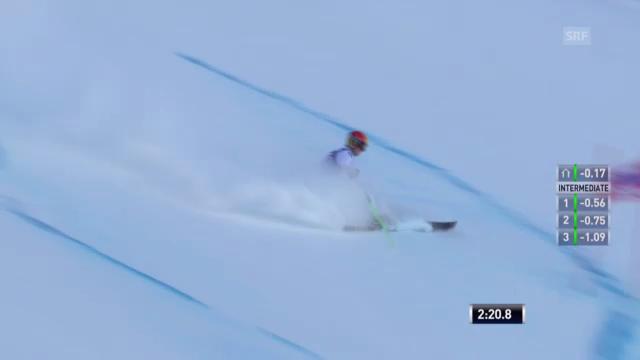 Ski: 2. Lauf Marcel Hirscher («sportlive»