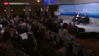 Video «Gespräche über iranisches Atomprogramm» abspielen