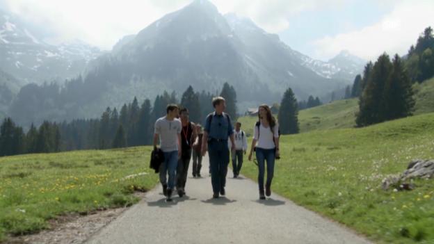 Video «Trailer «Neuland»» abspielen