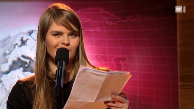 Video «Hazel Brugger» abspielen