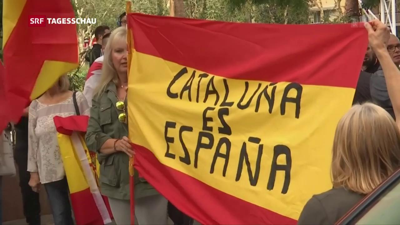 Umkämpftes katalanisches Unabhängigkeits-Referendum