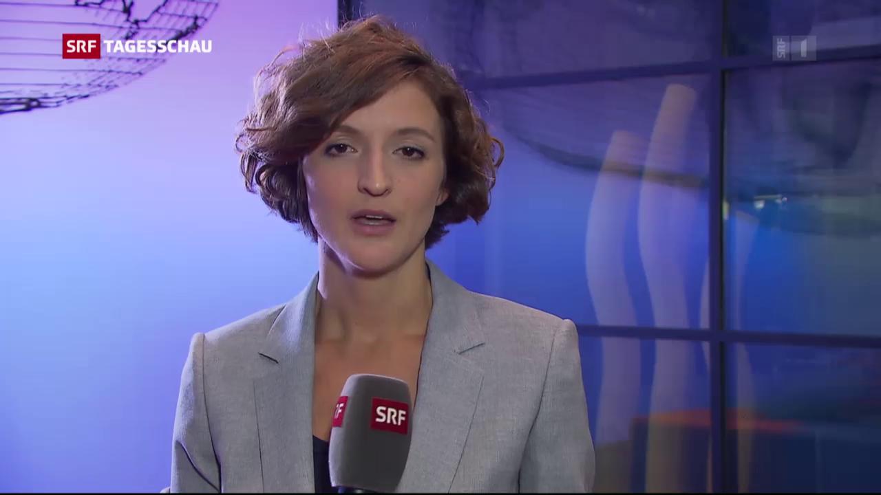 Bundeshausredaktorin Felicie Notter zur Wahl von Baeriswyl