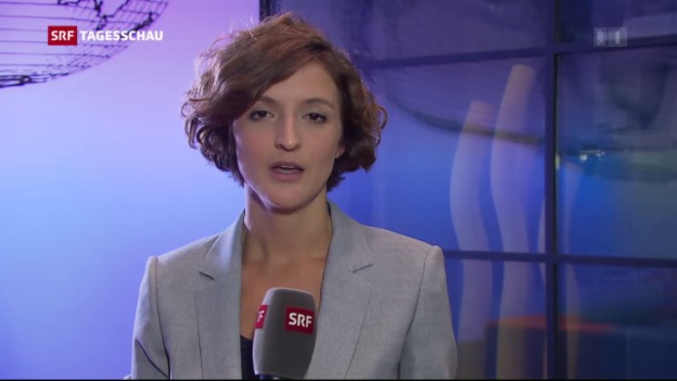 Video «Bundeshausredaktorin Felicie Notter zur Wahl von Baeriswyl» abspielen