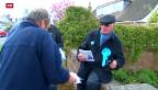 Video «Wahlkampf in Grossbritannien geht in die letzte Runde» abspielen