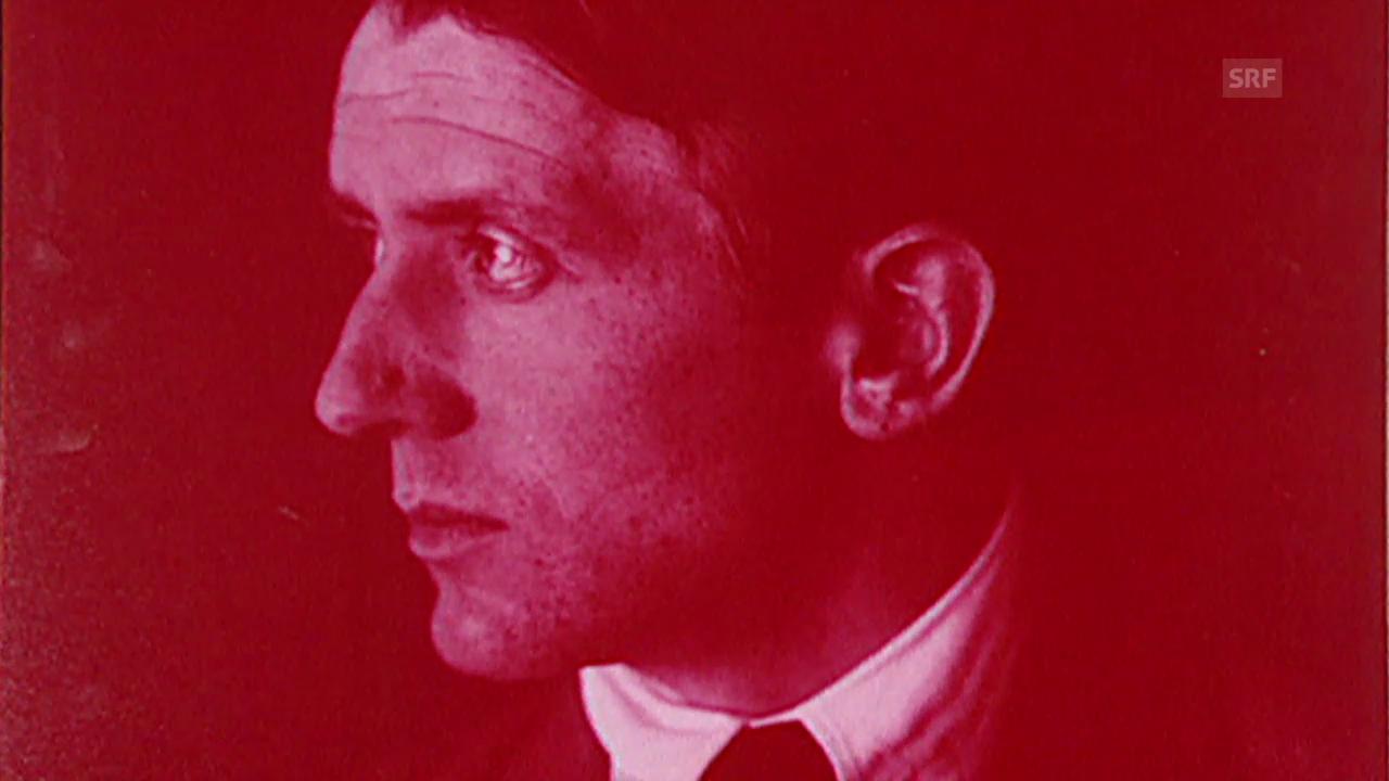 Porträt von Arnold Kübler («Sonntagsmagazin», 10.3.1991)