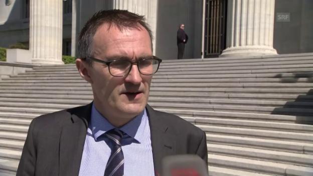 Video «Baltisser: «Das Gericht würdigte den Gesamtkontext nicht»» abspielen