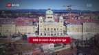 Video «FOKUS: Datenleck betrifft viele Schweizer Armeeangehörige» abspielen